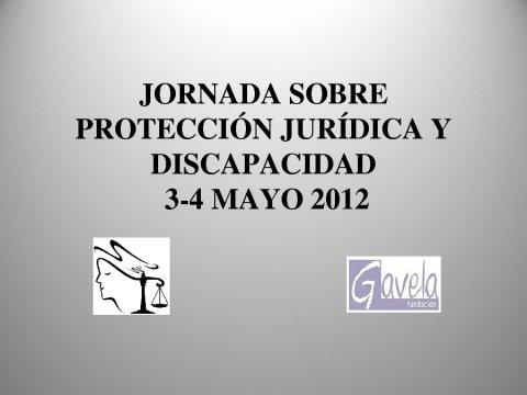 O exercicio de medidas de protección para persoas con discapacidade desde institucións tutelares II